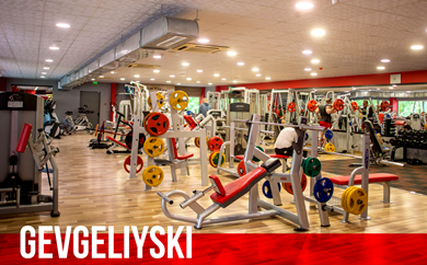 West Gym Gevgeliyski